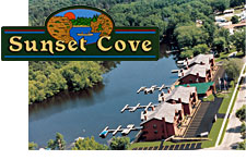Sunset Cove - Wisconsin Dells, Wisconsin