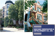 Historic Renovation Townhomes - Chicago, Illinois